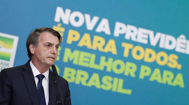 Bolsonaro e a nova previdência