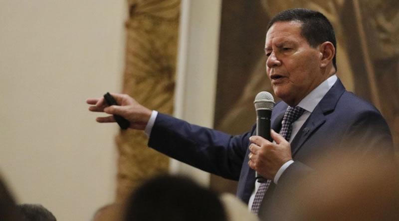 Mourão elogia Bolsonaro