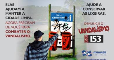 atos de vandalismo