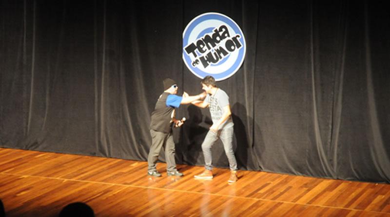 Tenda do Humor realiza apresentação neste sábado (12)