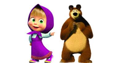 """Espetáculo """"A Masha e o Urso – Uma nova aventura"""" traz diversão às crianças em PG"""