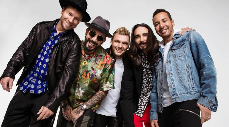 """Backstreet Boys anunciam datas da """"DNA World Tour"""" no Brasil"""