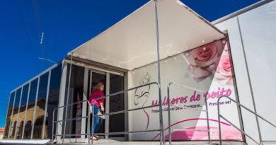 Carreta da mamografia chega em fevereiro em Peruíbe
