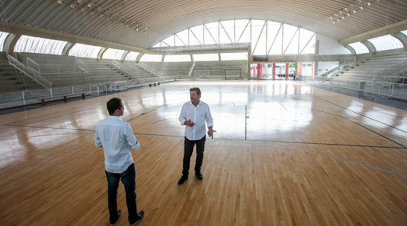 Praia Grande terá hospital de campanha com cerca de 100 leitos voltados aos atendimentos do coronavírus