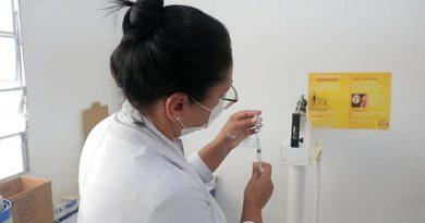 Prefeitura de Peruíbe abre agendamento da vacinação contra a Covid-19 para pessoas com cormobidades com idade a partir de 40 anos