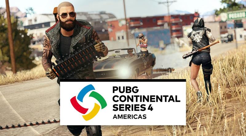 PUBG: Grande Final da PCS4 Américas tem as 16 equipes participantes definidas
