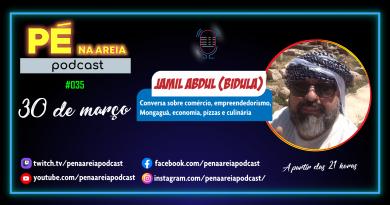 Jamil Abdul (Bidula), empresário em Mongaguá/SP