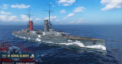 World of Warships mergulha na mitologia alemã e coloca os jogadores uns contra os outros em Batalha das Bestas