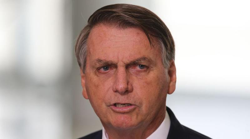 Bolsonaro lamenta eleição de Castillo para a Presidência do Peru