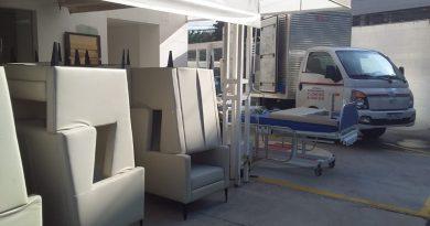 Sainte-Marie arrecada móveis para o Lar Vicentino