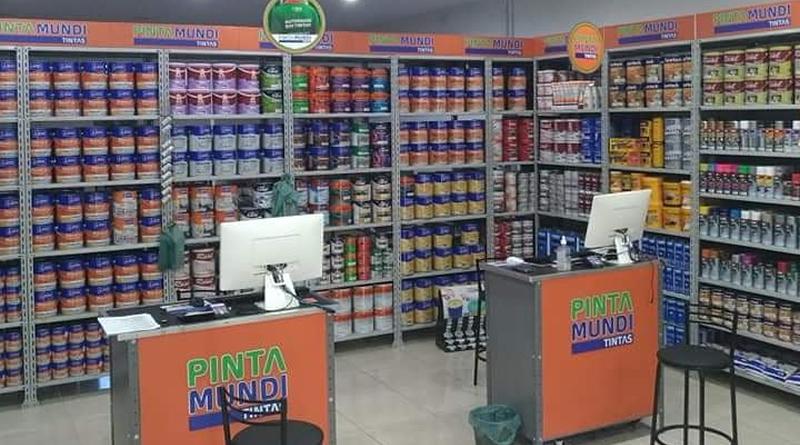 Tintometria amplia catálogo de cores da PINTA MUNDI TINTAS, fortalece fidelidade dos clientes e representa 30% do faturamento das lojas da rede de franquias