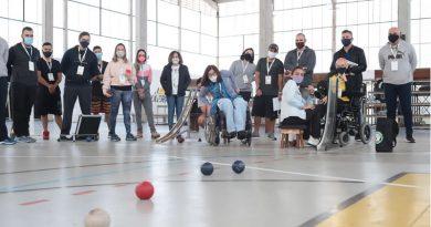 Guarujá recebe Programa de Desenvolvimento Paralímpico