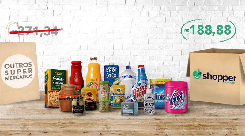 Maior supermercado 100% online do Brasil chega a mais 19 municípios de São Paulo