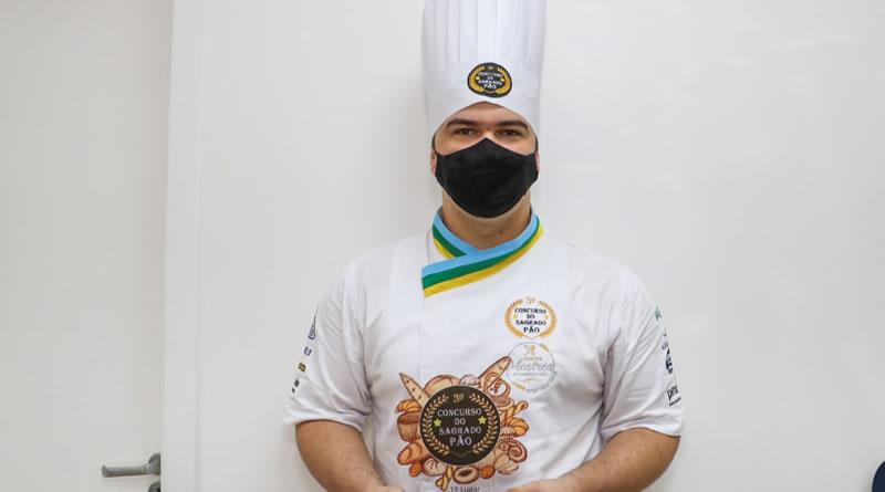 Mongaguaense ganha concurso estadual de panificação representando a cidade