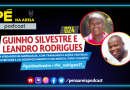 GUINHO SILVESTRE (vereador) e LEANDRO RODRIGUES (músico)