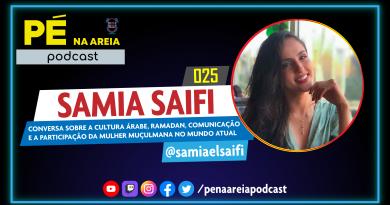 SAMIA SAIFI (comunicadora, muçulmana, palestrante)
