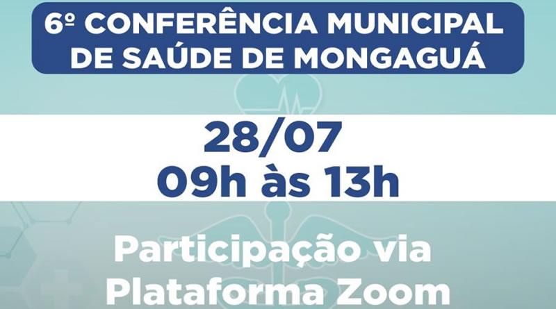 Prefeitura de Mongaguá realiza Conferência Municipal de Saúde nesta quarta, 28