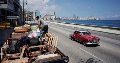 Tempestade tropical Elsa ganha força em direção ao centro-sul de Cuba