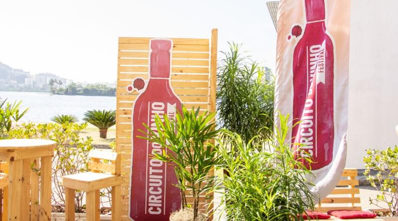 Circuito do Vinho tem primeira edição física desde 2019 com entrada franca no RJ