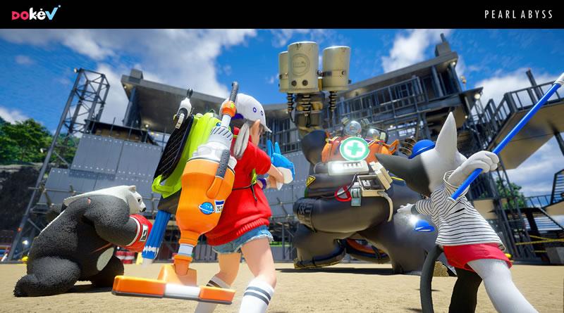 Pearl Abyss divulga trailer com gameplay de DokeV durante a Gamescom