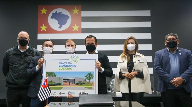 Estado anuncia Praça da Cidadania em seis cidades da Grande SP e litoral