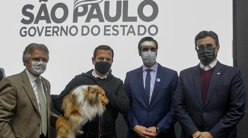 Governo de São Paulo anuncia mais oito clínicas veterinárias do programa Meu Pet no estado