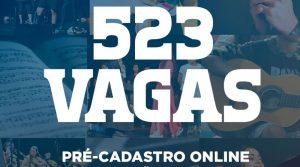 Prefeitura de Mongaguá abre cadastro online para oficinas culturais