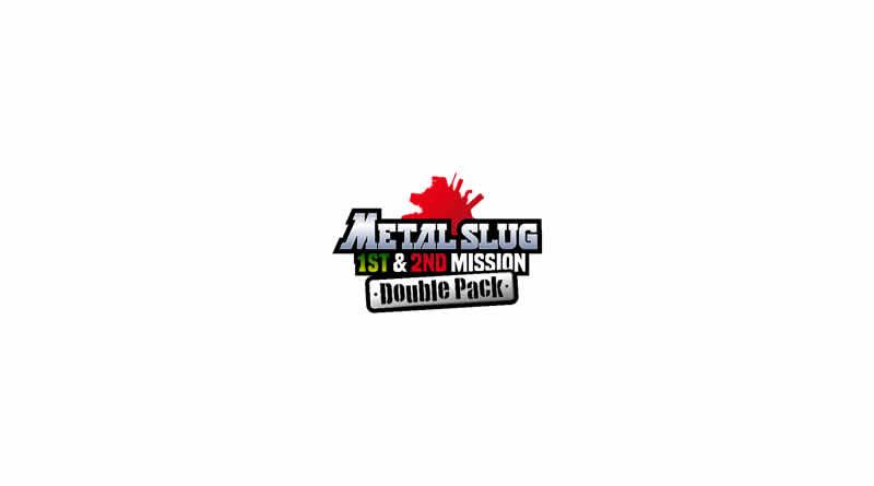 Reviva os anos 90 com Metal Slug 1st & 2nd Mission Double Pack para Nintendo Switch