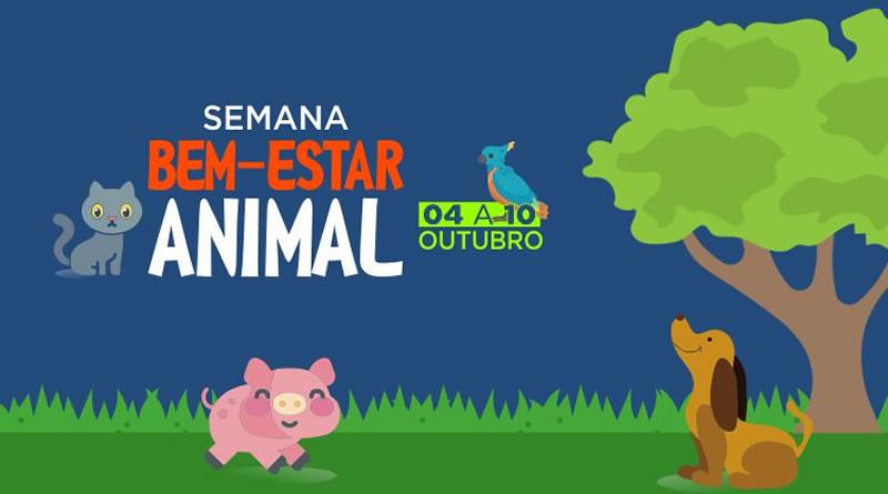 Itanhaém realiza semana do Bem-Estar Animal