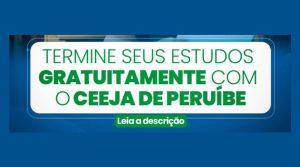 Prefeitura de Peruíbe abre inscrições para quem deseja concluir estudos