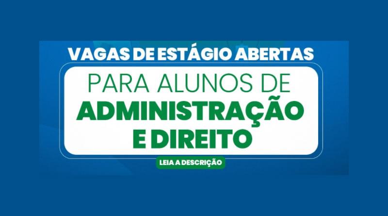 Prefeitura de Peruíbe abre inscrições para estágio nas áreas de administração e direito
