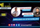 RODRIGO CASABRANCA E ALEX PONTES – Pé na Areia Podcast #66