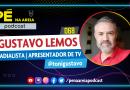 GUSTAVO LEMOS | comunicador, radialista e apresentador de TV – Pé na Areia Podcast #68